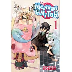 Acheter Merman in my Tub sur Amazon