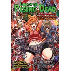 Acheter Land of the Rising Dead: A Tokyo School Girl's Guide to Surviving the Zombie Apocalypse sur Amazon