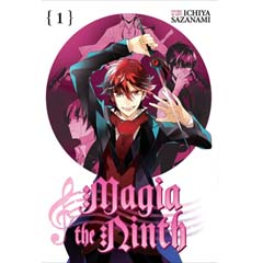 Acheter Magia the Ninth sur Amazon