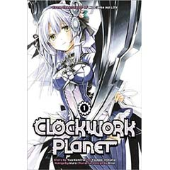 Acheter Clockwork Planet sur Amazon