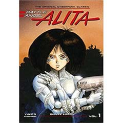 Acheter Battle Angel Alita Deluxe sur Amazon