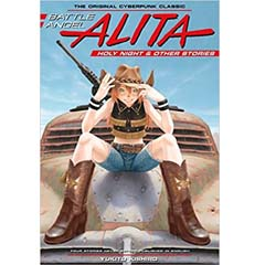 Acheter Battle Angel Alita: Holy Night and Other Stories sur Amazon