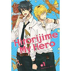 Acheter Hitorijime My Hero sur Amazon