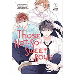 Acheter Those Not-So-Sweet Boys sur Amazon