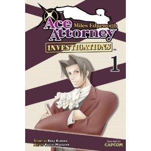 Acheter Miles Edgeworth - Ace Attorney sur Amazon