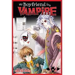 Acheter My Boyfriend is a vampire sur Amazon