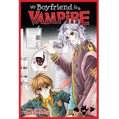 Acheter My Boyfriend is a vampire sur Amazon