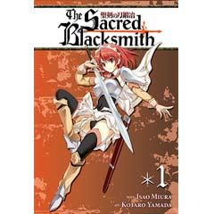 Acheter The Sacred Blacksmith sur Amazon