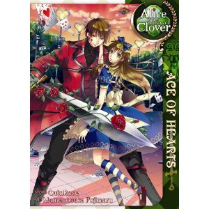 Acheter Alice in the Country of Clover - Ace of Hearts sur Amazon