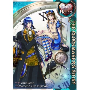 Acheter Alice in the Country of Hearts - The Clockmaker's Story sur Amazon