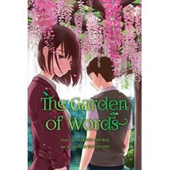 Acheter The Garden of Words sur Amazon