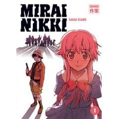 Acheter Mirai Nikki - Le journal du futur sur Amazon