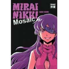 Acheter Mirai Nikki Mosaïc sur Amazon