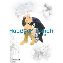 Acheter Halcyon Lunch sur Amazon
