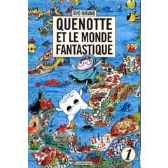 Acheter Quenotte et le monde fantastique sur Amazon