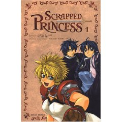 Acheter Scrapped Princess sur Amazon