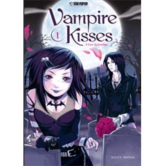 Acheter Vampire Kisses sur Amazon