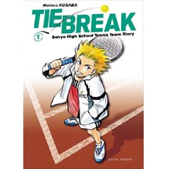 Acheter Tie Break sur Amazon