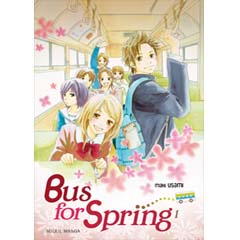 Acheter Bus for Spring sur Amazon