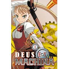 Acheter Deus Ex machina sur Amazon