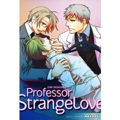 Acheter Professor Strange Love sur Amazon