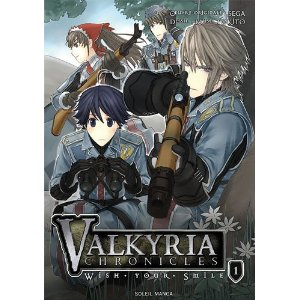 Acheter Valkyria Chronicles - Wish Your Smile sur Amazon