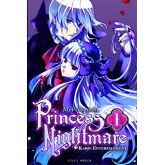 Acheter Princess Nightmare sur Amazon