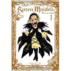 Acheter Rozen Maiden Deluxe sur Amazon
