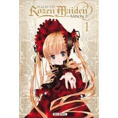 Acheter Rozen Maiden Saison 2 sur Amazon