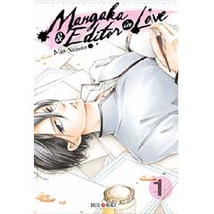 Acheter Mangaka and Editor in Love sur Amazon