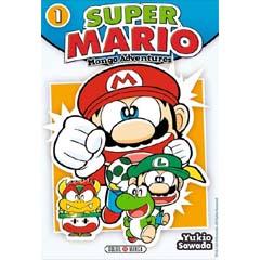 Acheter Super Mario - Manga Adventures 1ère saison sur Amazon