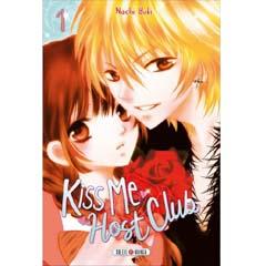 Acheter Kiss Me Host Club sur Amazon