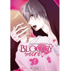 Acheter Bloody Secret sur Amazon