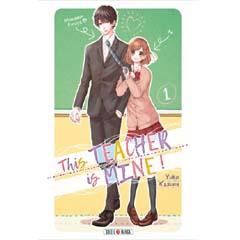 Acheter This Teacher is Mine sur Amazon