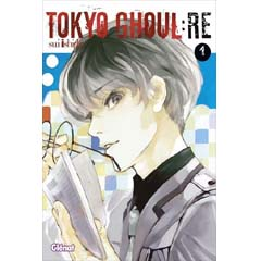 Acheter Tokyo Ghoul : Re sur Amazon