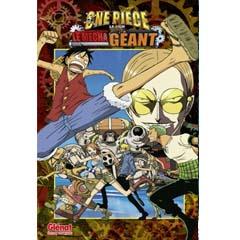Acheter One Piece - Le mecha géant du château Karakuri - Animé Comics sur Amazon