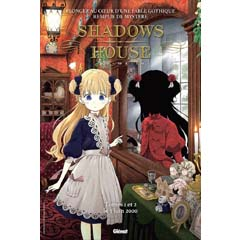 Acheter Shadows House sur Amazon