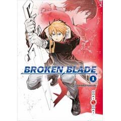 Acheter Broken Blade sur Amazon