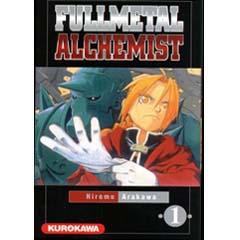 Acheter Full Metal Alchemist sur Amazon