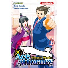 Acheter Ace Attorney - Phoenix Wright sur Amazon