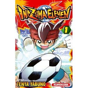 Acheter Inazuma Eleven sur Amazon