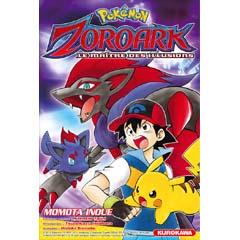 Acheter Pokémon Zoroark - le maître des illusions sur Amazon