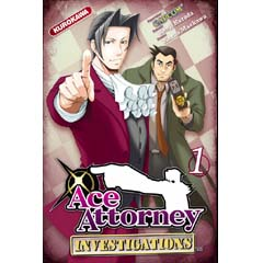Acheter Ace Attorney - Investigations sur Amazon