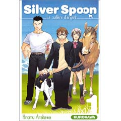 Acheter Silver Spoon sur Amazon