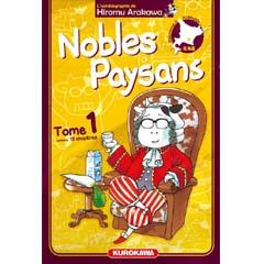 Acheter Nobles Paysans sur Amazon