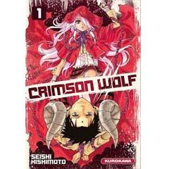 Acheter Crimson Wolf sur Amazon