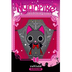 Acheter Nyanpire - The gothic world of Nyanpire sur Amazon