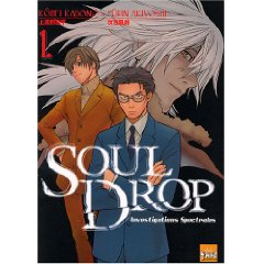 Acheter Soul Drop, investigations spectrales sur Amazon