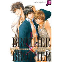 Acheter Brother x Brother sur Amazon
