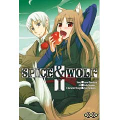 Acheter Spice and Wolf sur Amazon